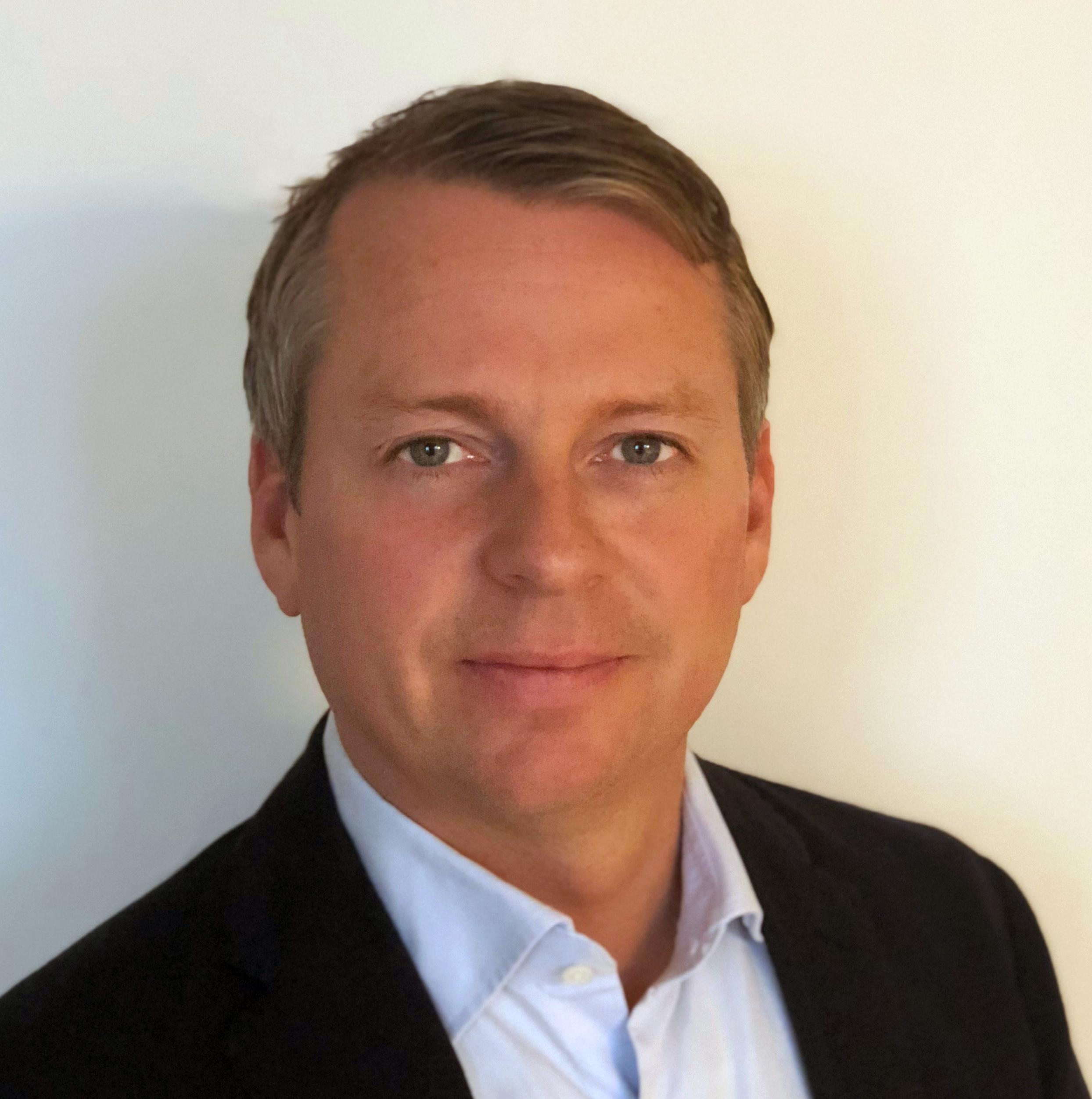 45-årige Bjarni Birkir Hardarson, som det seneste år har været chef for Icelandair i Skandinavien og Finland, er nu chef for hele flyselskabet i Europa – minus Island. Pressefoto: Icelandair.