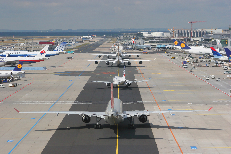 Frankfurt får fra midten af maj næste år endnu en oversøisk rute, denne gang til den canadiske forbundshovedstad Ottawa. Pressefoto fra Frankfurt Airport.