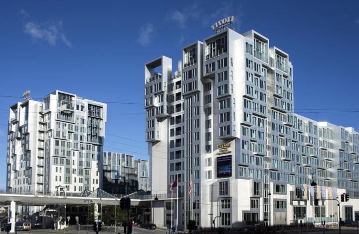 Tivoli Hotel & Congress Center blev kåret som bedste hotel i København ved Danish Travel Awards 2019. (Foto: Arp Hansen Hotel Group | PR)