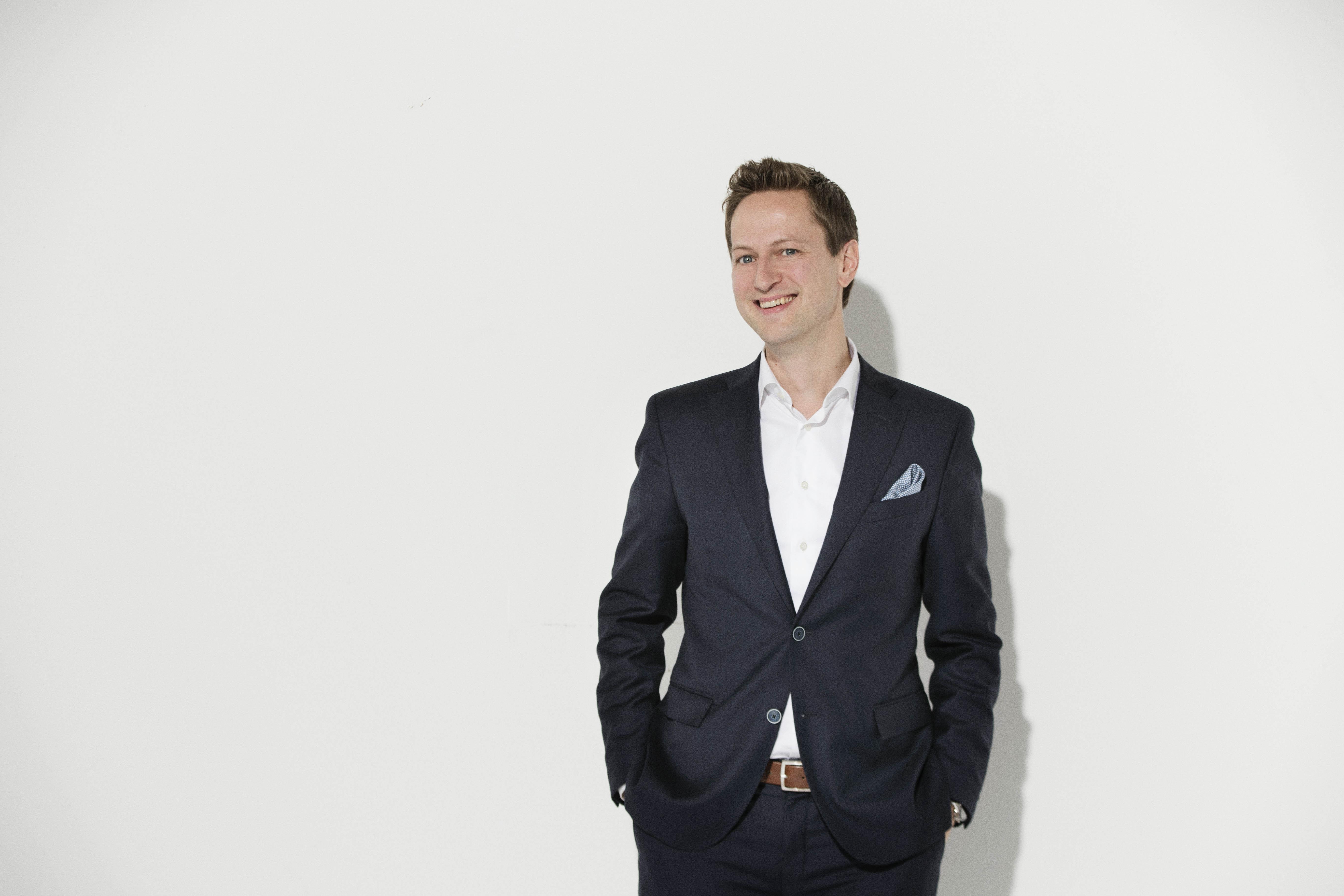 Danske Christen Bagger blev ved årsskiftet øverste chef for Clarion-varemærket med foreløbig 34 hoteller og 4.300 medarbejdere under den store norske koncern Nordic Choice Hotels. PR-foto.