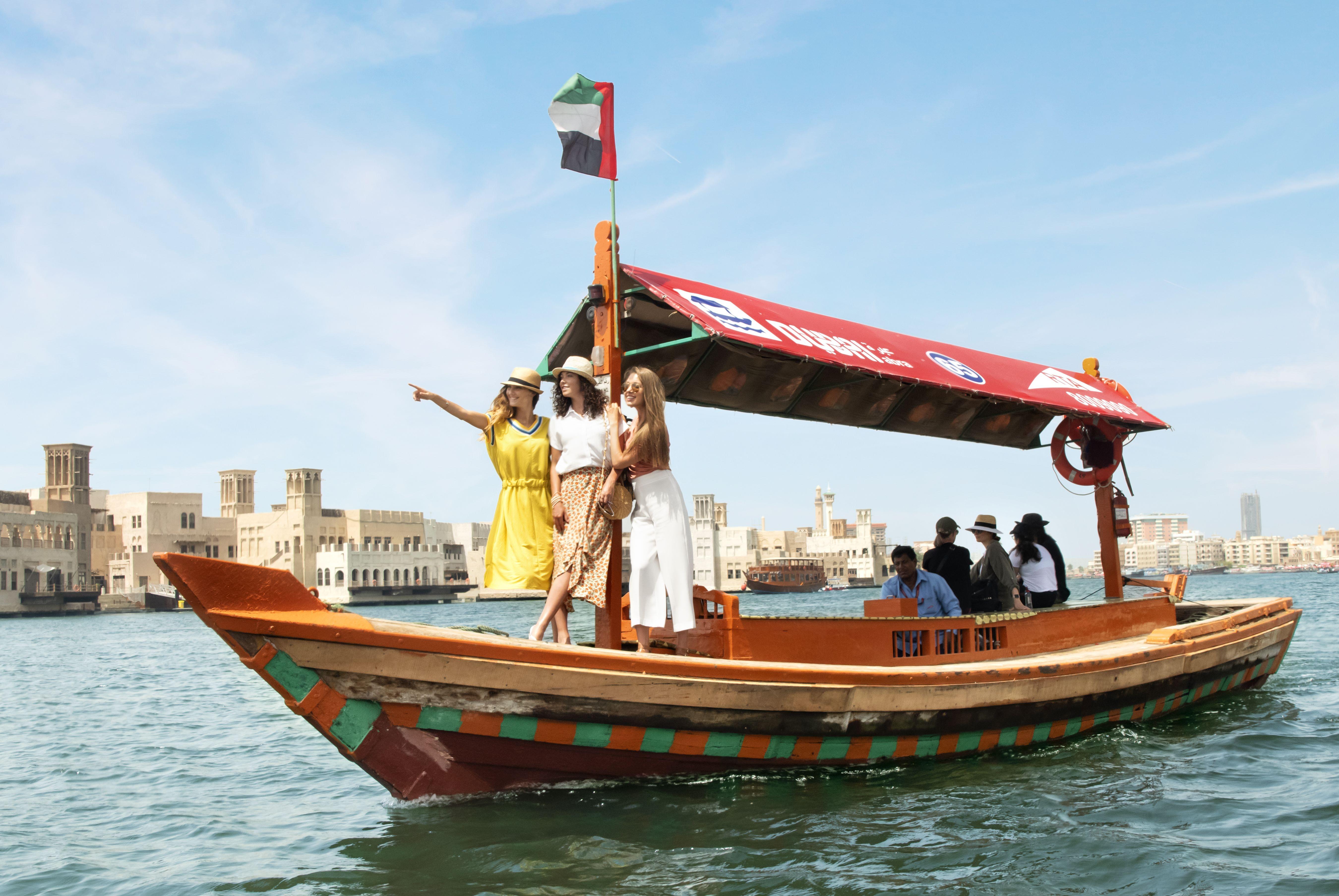 Dubai er kommet på Top 10-listen over de byer verden over, som Lonely Planet anbefaler på sine 2020-liste. Foto: Dubai Tourism.