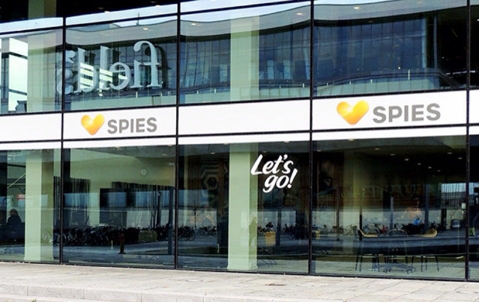 Spies har kontor på Kay Fiskers Plads i Ørestaden. (Foto: John Raaholt)