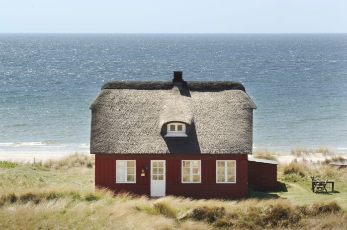 TUI – Danmarks tredjestørste charterrejsebureau – begynder nu at udleje sommerhuse i Danmark. I runde tal er den direkte og indirekte omsætning i Danmark af udlejning af ferieboliger cirka 18 milliarder kroner. Foto: TUI.