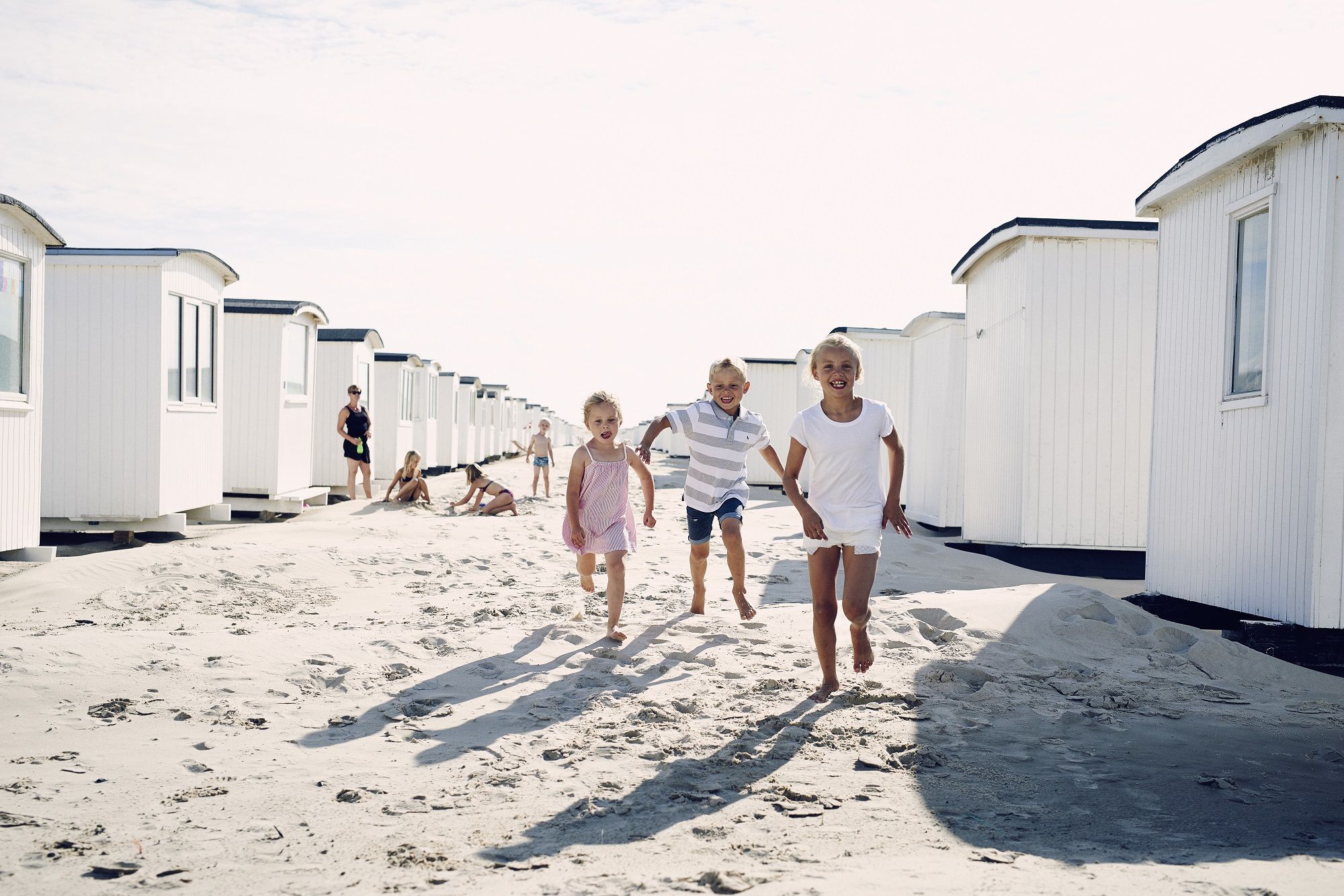 Dansk turisme klarer sig godt i disse år, viser opgørelse fra Dansk Erhverv – her er det fra Løkken, pressefoto: Dansk Kyst‑ og Naturturisme.