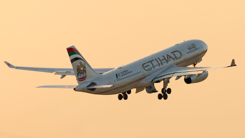 Etihad Airways, der stadig ikke har en rute til Norden fra hjemmebasen i Abu Dhabi, bliver nu repræsenteret af Aviareps på nordiske marked indenfor blandt andet salg. Her er det en Airbus A330 fra flyselskabet. (Arkivfoto: © Thorbjørn Brunander Sund, Danish Aviation Photo)