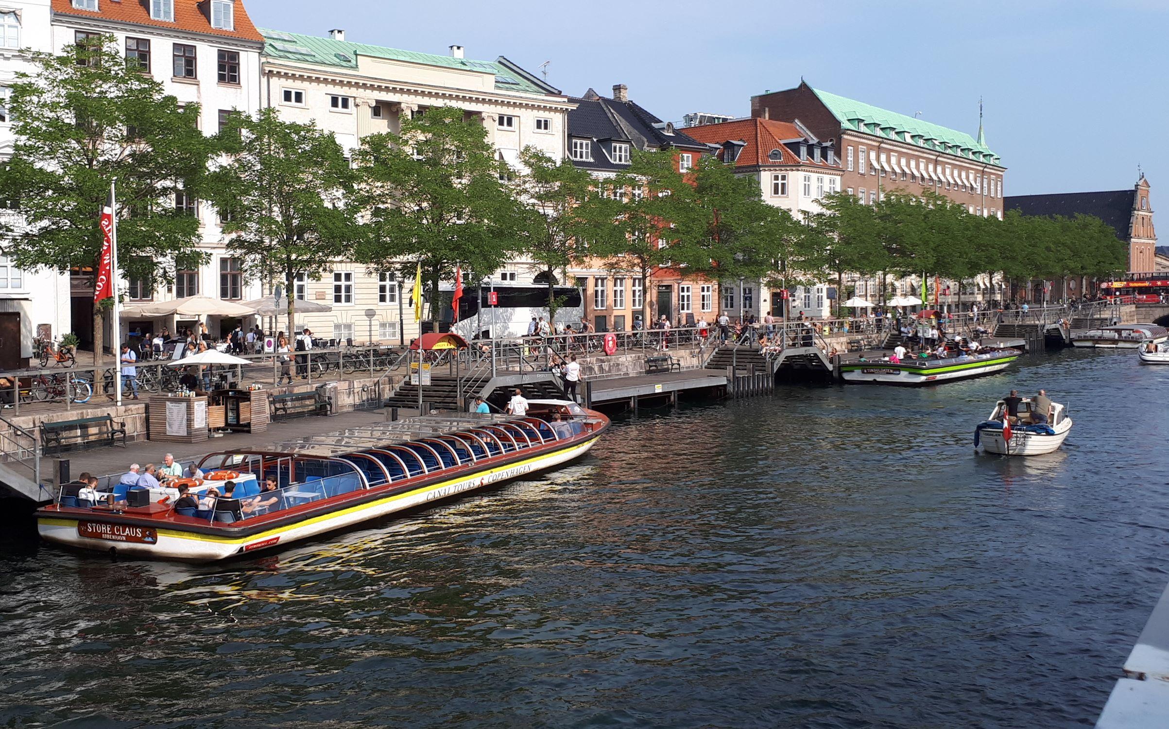 København blev stemt ind som verdens sjette bedste rejseby i Readers' Choice Awards fra Condé Nast Traveler. Foto: Henrik Baumgarten.