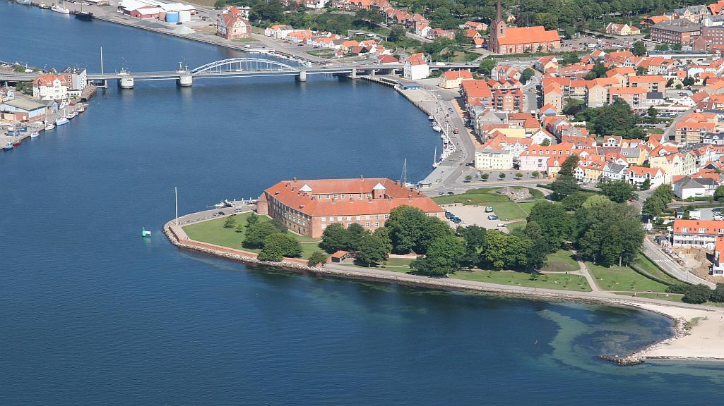 Sønderborg skal til maj næste år være vært for den årlige event Planner Days, der samler over 100 professionelle mødeplanlæggere fra hele Danmark. Foto: Sønderborg Turistbureau.