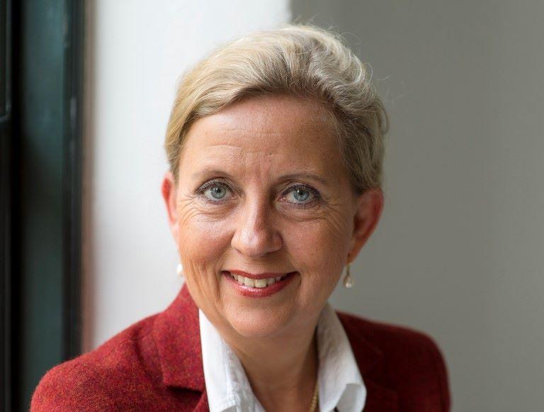 Kommunikationsrådgiver Anette Price har i 25 år arbejdet med blandt andet hotel- og mødebranchen. Foto: Henrik Petit.