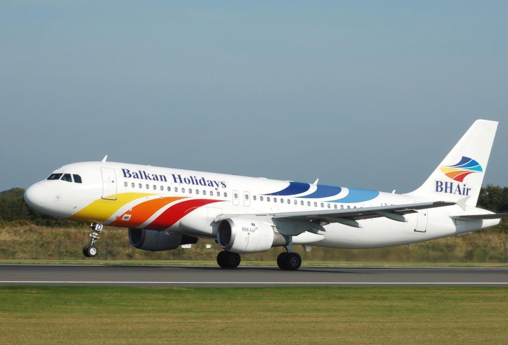 Balkan Holidays skal flyve charter fra Aarhus Lufthavn. (Foto: Adrian Pingstone)