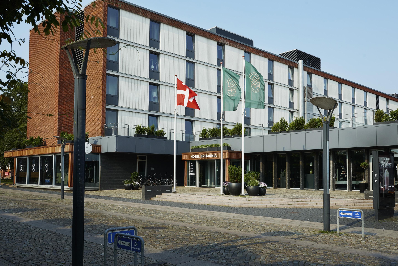 Hotel Brittania i Esbjerg. (Foto. Hotel Britannia | PR)
