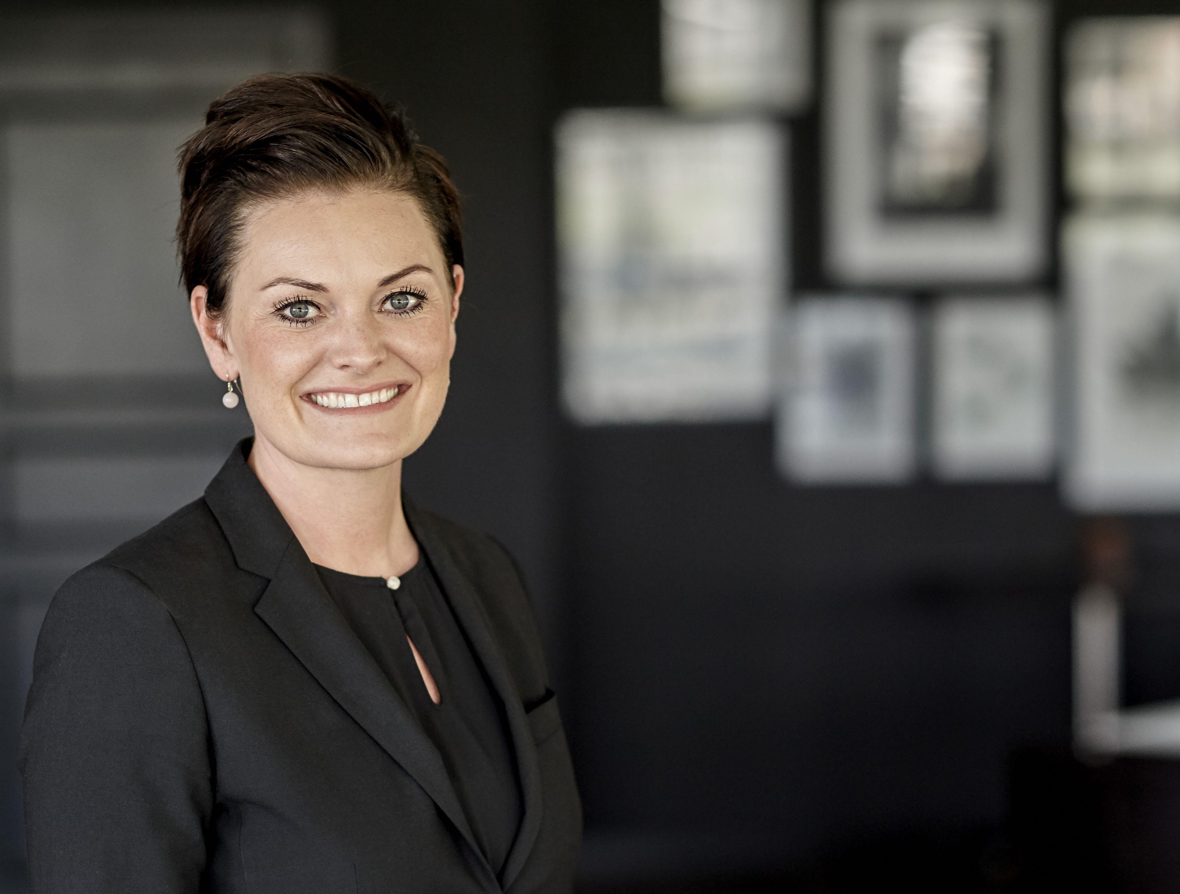 Den nuværende hotelchef på Comwell Sorø, Ninna Stæhr-Petersen, bliver hoteldirektør Comwell H.C. Andersen Odense. Hendes afløser i Sorø er fundet. Også på Comwells to hoteller ved Storebælt kommer der ny direktør. Foto: Comwell Hotels.