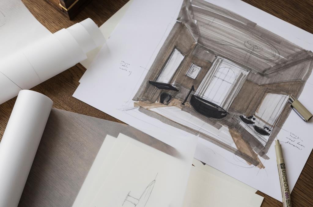 Shamballa Jewewls skal designe og indrette syv suiter på Villa Copenhagen. (Foto: AM Studio)
