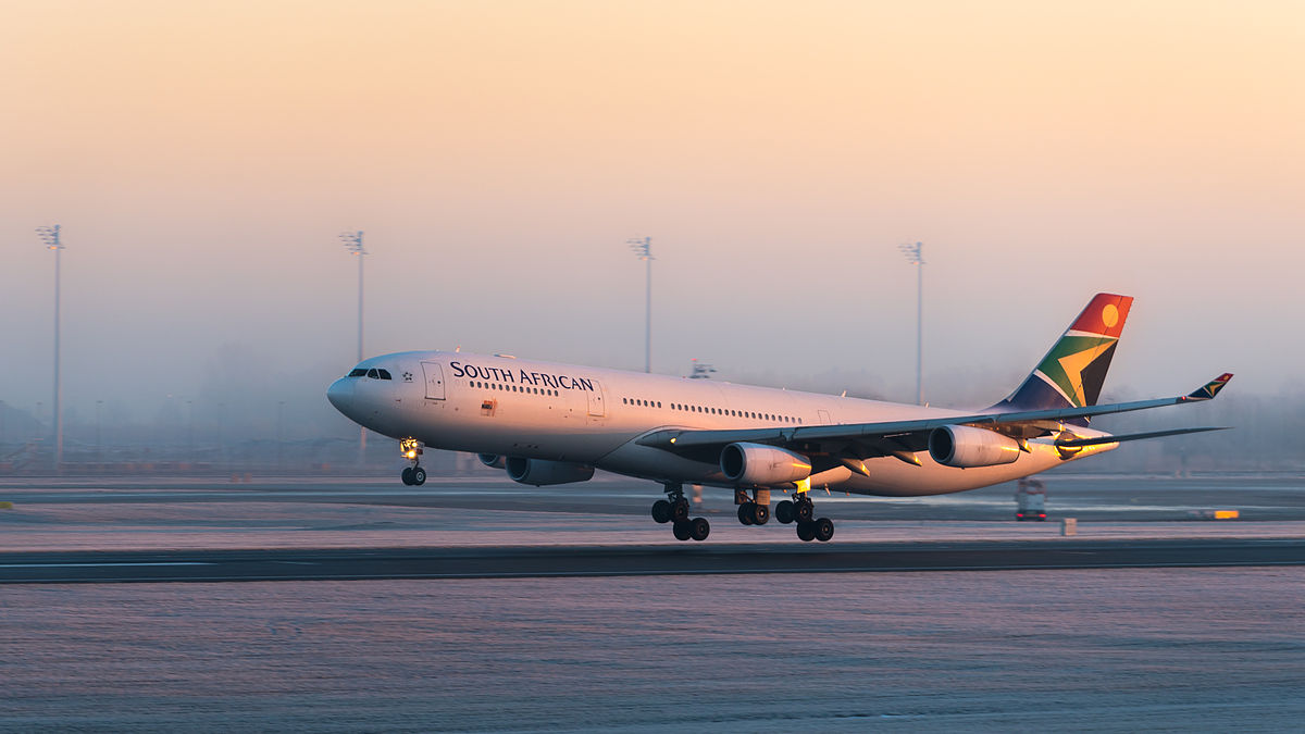 South African Airways Airbus A340 (Foto: Julian Herzog | Creative Commons 4.0)