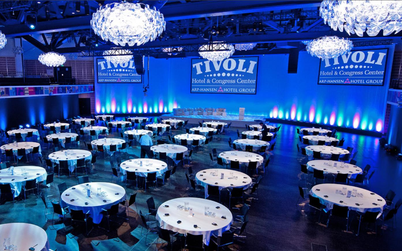 Horestas årsmøde foregår i Tivoli Hotel & Congress Center. (Foto: Tivoli Hotel | PR)