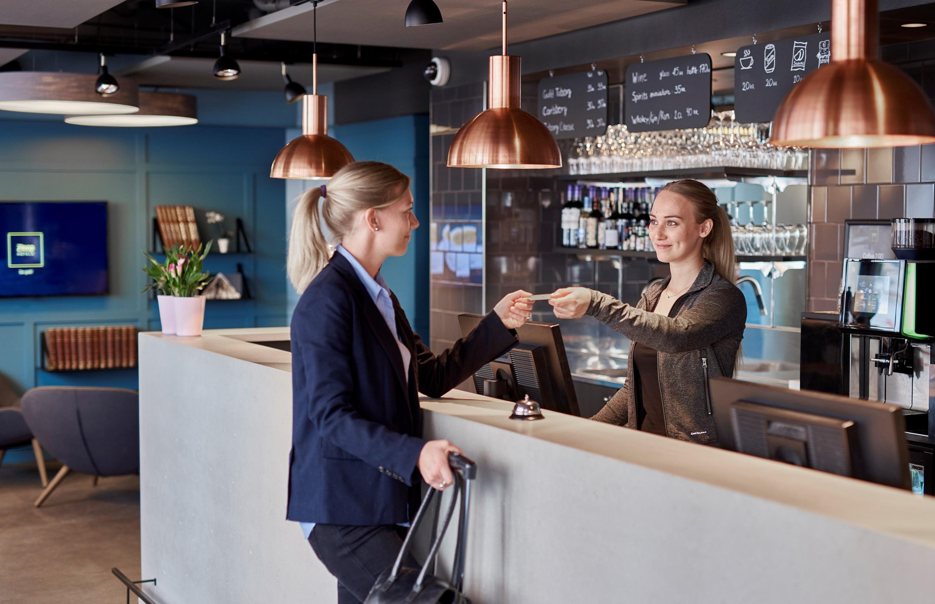 Dansk Erhverv vil gerne i dialog med Horesta om koordinering inden forårets forhandlinger om en ny overenskomst på hotel- og restaurationsområdet. Arkivfoto fra Zleep Hotels.