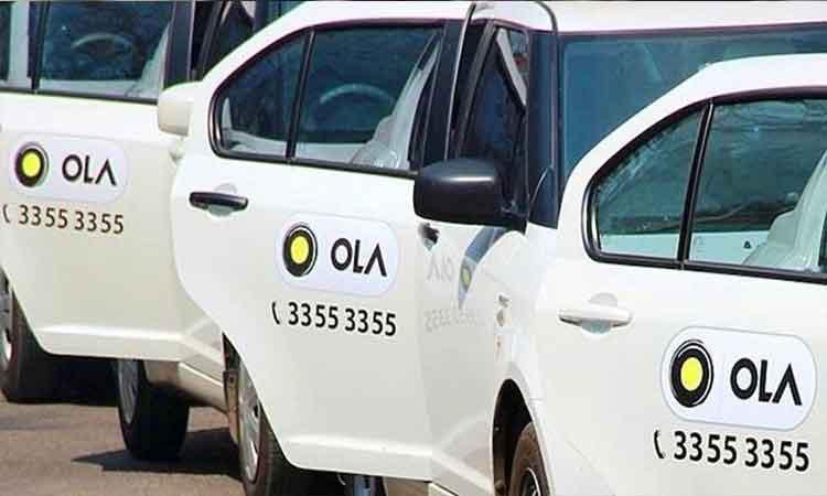Indiske Ola er klar til at overtage Uber-kunder i London. (Foto: Ola   PR)