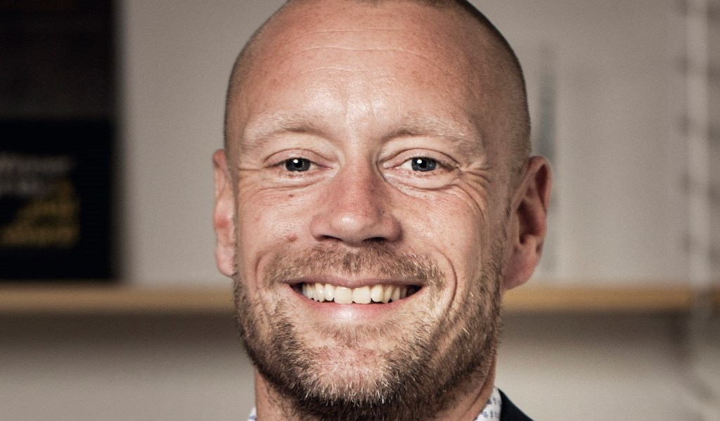 Casper Bock, ny hotelchef på Horisont Hotel & Konference i Aarhus. Privatfoto.
