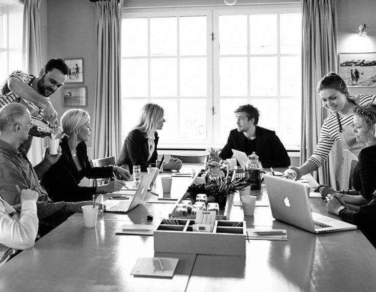 Danske Konferencecentre vil udvikle et kodeks for bæredygtighed indenfor møde- og konferencemarkedet. Mødebookerne får en guide så de kan se, hvilke af Danske Konferencecentres partnere, der er bæredygtige. Arkivfoto fra Danske Konferencecentre.