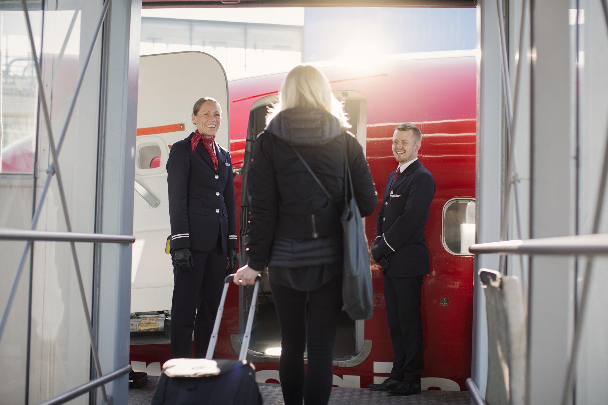 Europæiske ERV (Rejseforsikring) dækker efter 14. januar rejsebureauernes udvidede ansvarsforsikring, hvis Norwegian går konkurs – det gør konkurrenten til gengæld fortsat. Pressefoto: Norwegian.