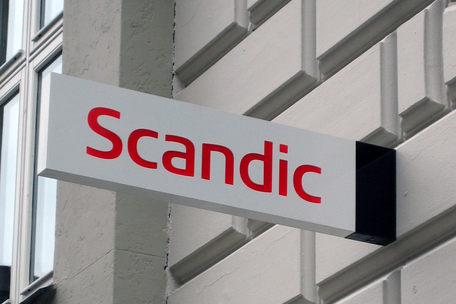 Scandic-hotel. (Foto: SRI Sign Solution | PR)