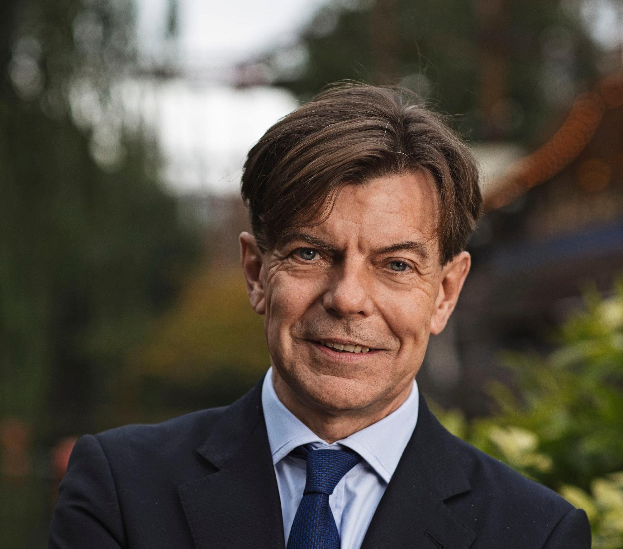 Lars Liebst stopper næste år som administrerende direktør for Tivoli. Foto: Tivoli.
