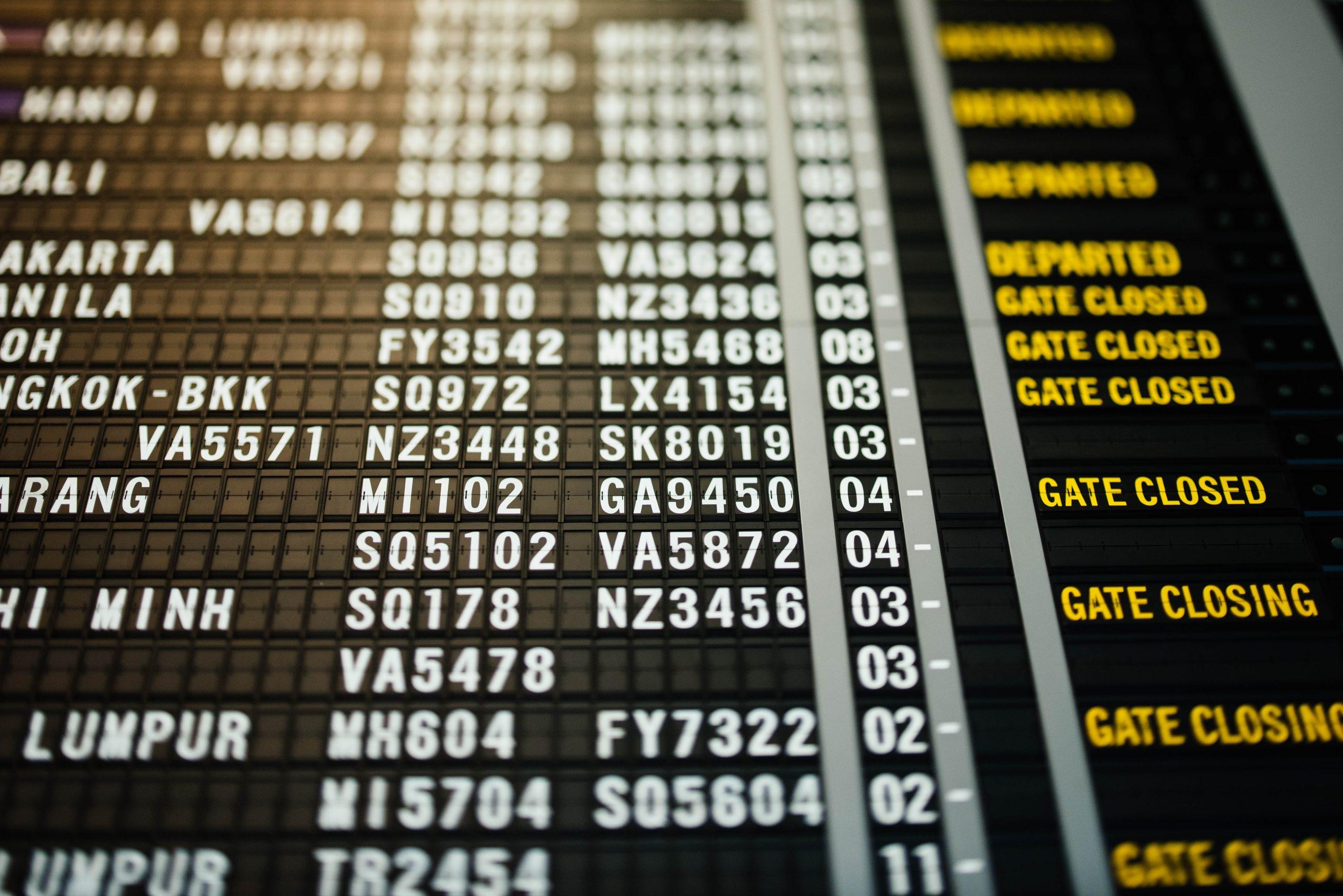 Kompensationsfirmaer som Flyhjælp.dk tjener deres penge ved at skaffe flypassagerer kompensation efter gældende EU-regler. Arkivfoto.