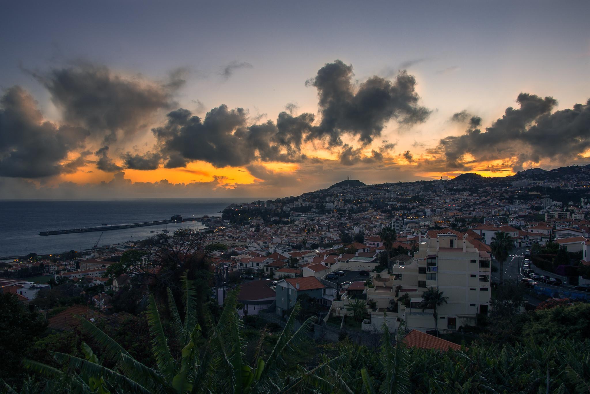 Portugal scorede atter højt ved dette års World Travel Awards – her er det Funchal, hovedbyen på Atlanterhavsøen Madeira, der vandt prisen ved WTA som Bedste ø-rejsemål. Pressefoto via Portugals Turistbureau i Danmark: Visit Madeira.
