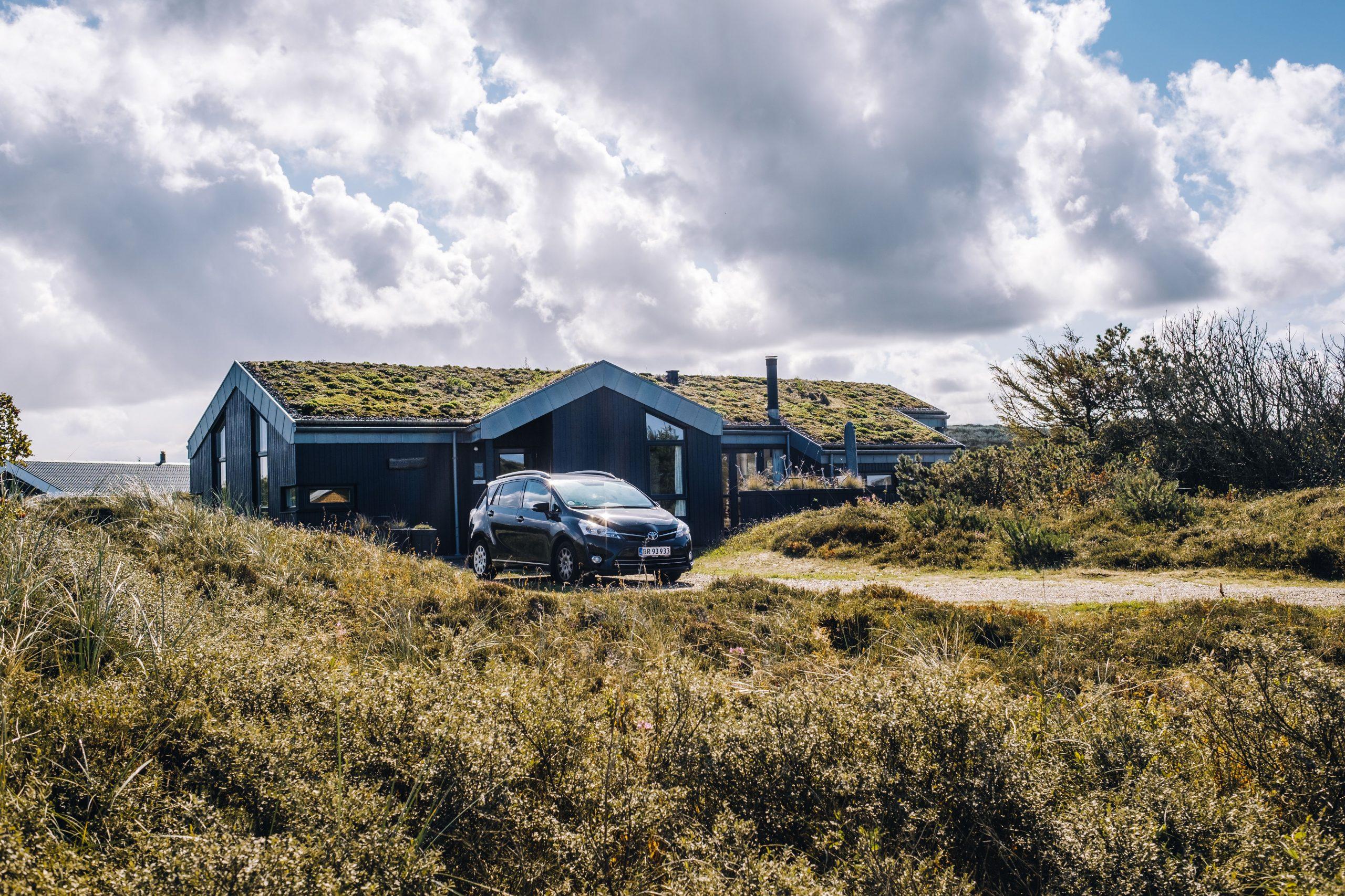 Der har været et december-boom i udlejning af danske ferieboliger de seneste knap ti år. Hovedparten af gæsterne i danske ferieboliger til udlejning er fra det store tyske marked. Arkivpressefoto fra Ringkøbing-Skjern Kommune.