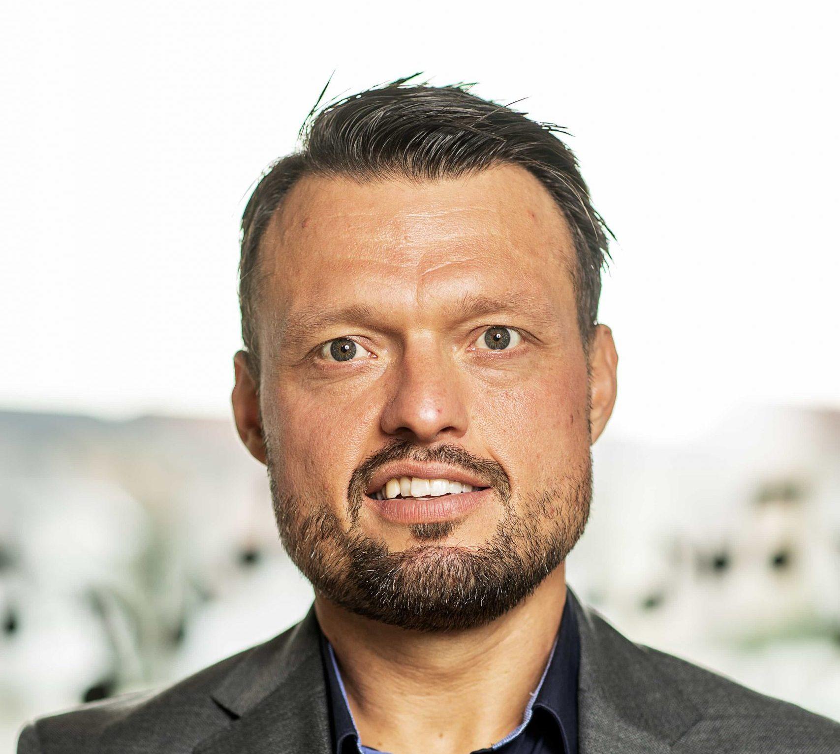 Thomas Danielsen skifter fra starten af det nye år sit nuværende job som salgsdirektør for Odeon Odense ud med direktørrollen for det 4-stjernede Frederik VI lidt udenfor Odense. Foto: Odeon Odense.