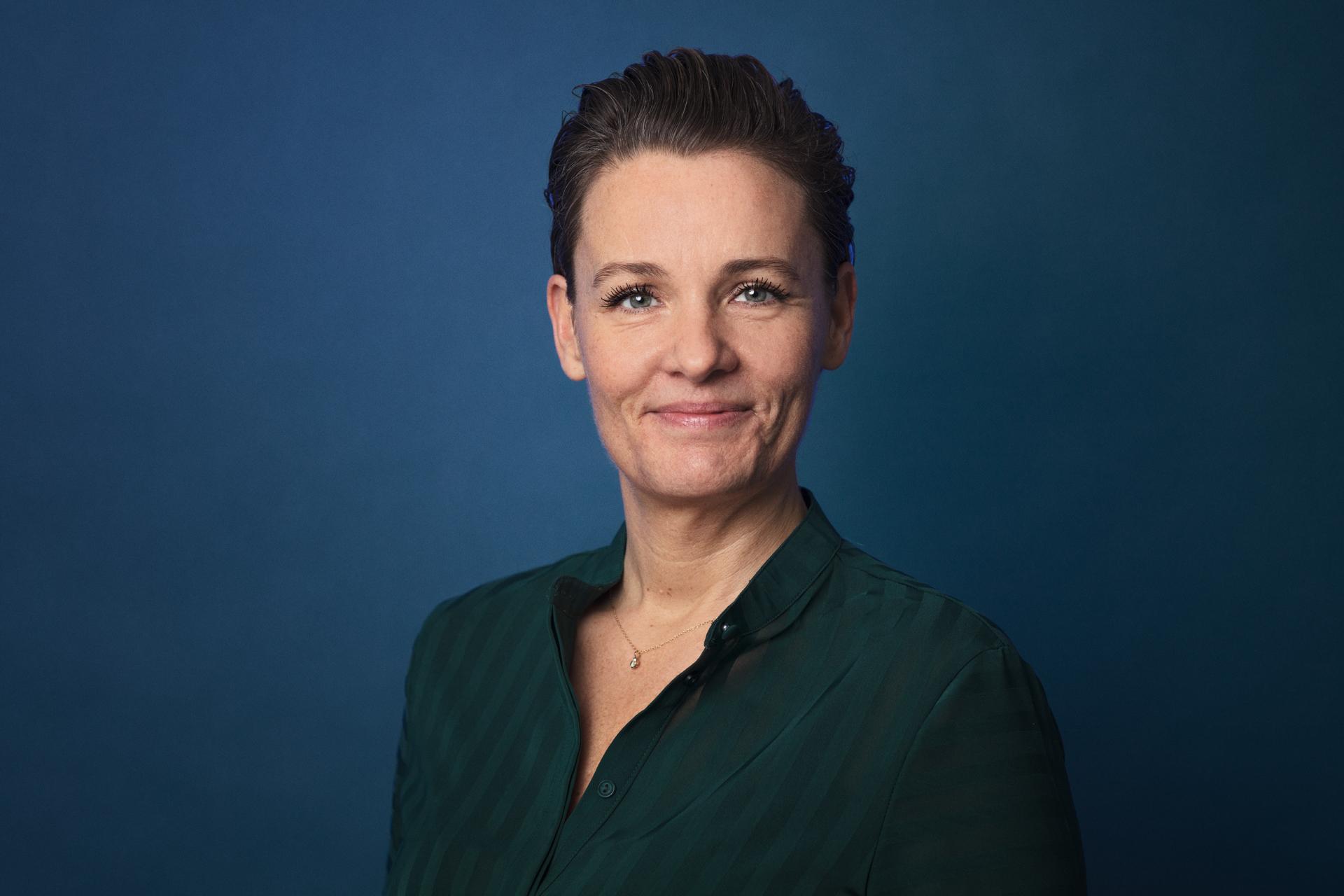 Annette Hyldebrandt, chef for turisme og oplevelsesøkonomi i HORESTA.