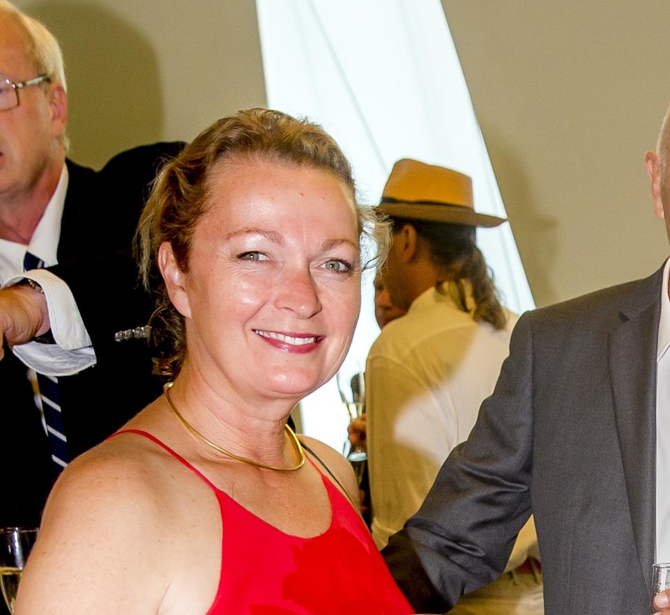 Birgit Holm, der har masser af femstjernet erfaring som hoteldirektør i udlandet, er ny general manager for Bandholm Hotel på Lolland. Privatfoto.
