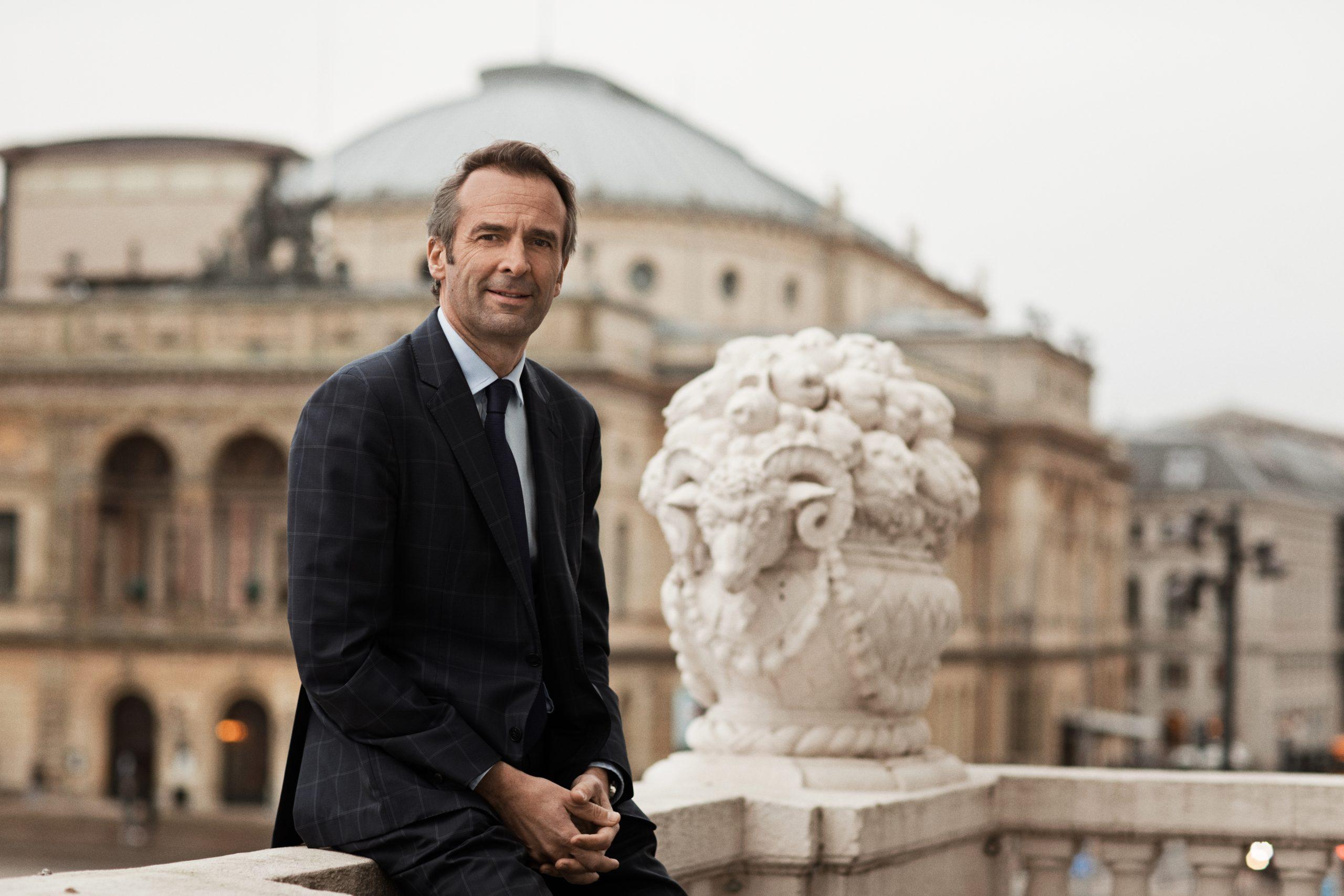 Michael Halsall, Hotel d'Angleterres nye salgsdirektør, er født og opvokset i England, men er svensk gift og bor med sin hustru og to børn på den svenske side af Øresund. Pressefoto: Hotel d'Angleterre.