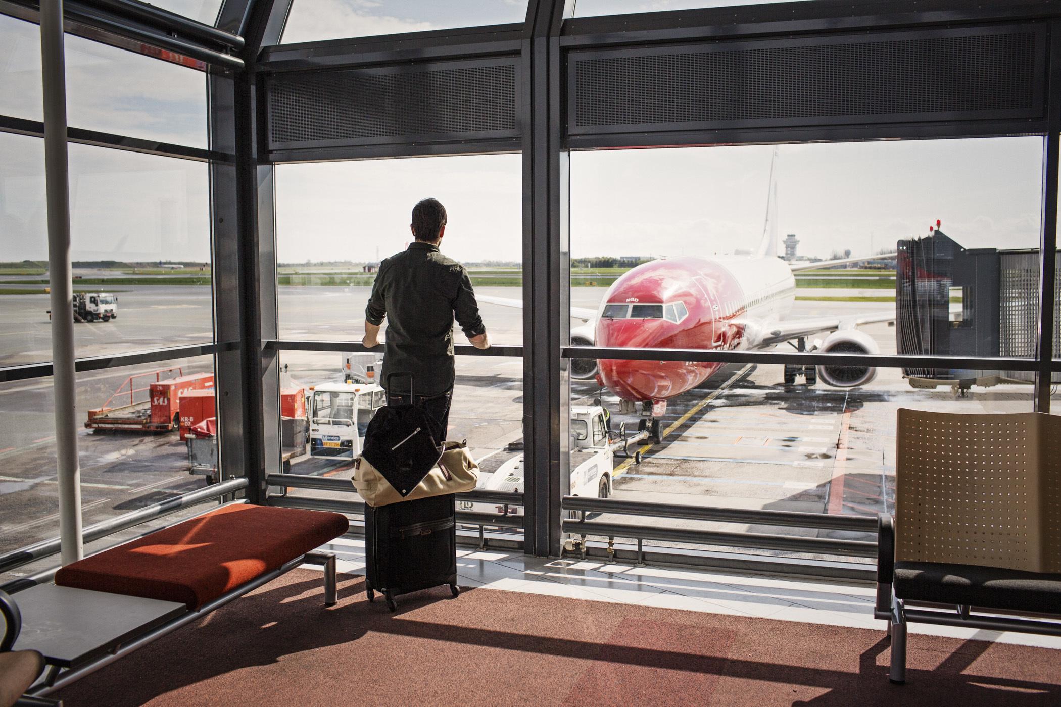 Norwegian og Europæiske ERV er netop blevet enige om, at ERV forlænger fristen for dækning ved en eventuel konkurs i flyselskabet i forhold til danske rejsebureaukunder. Pressefoto: Norwegian.