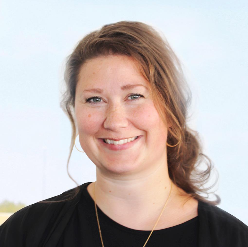 Pia de Place er fra 1. februar ny turistchef for Ribe, Esbjerg og Fanø. Foto via Business Esbjerg.