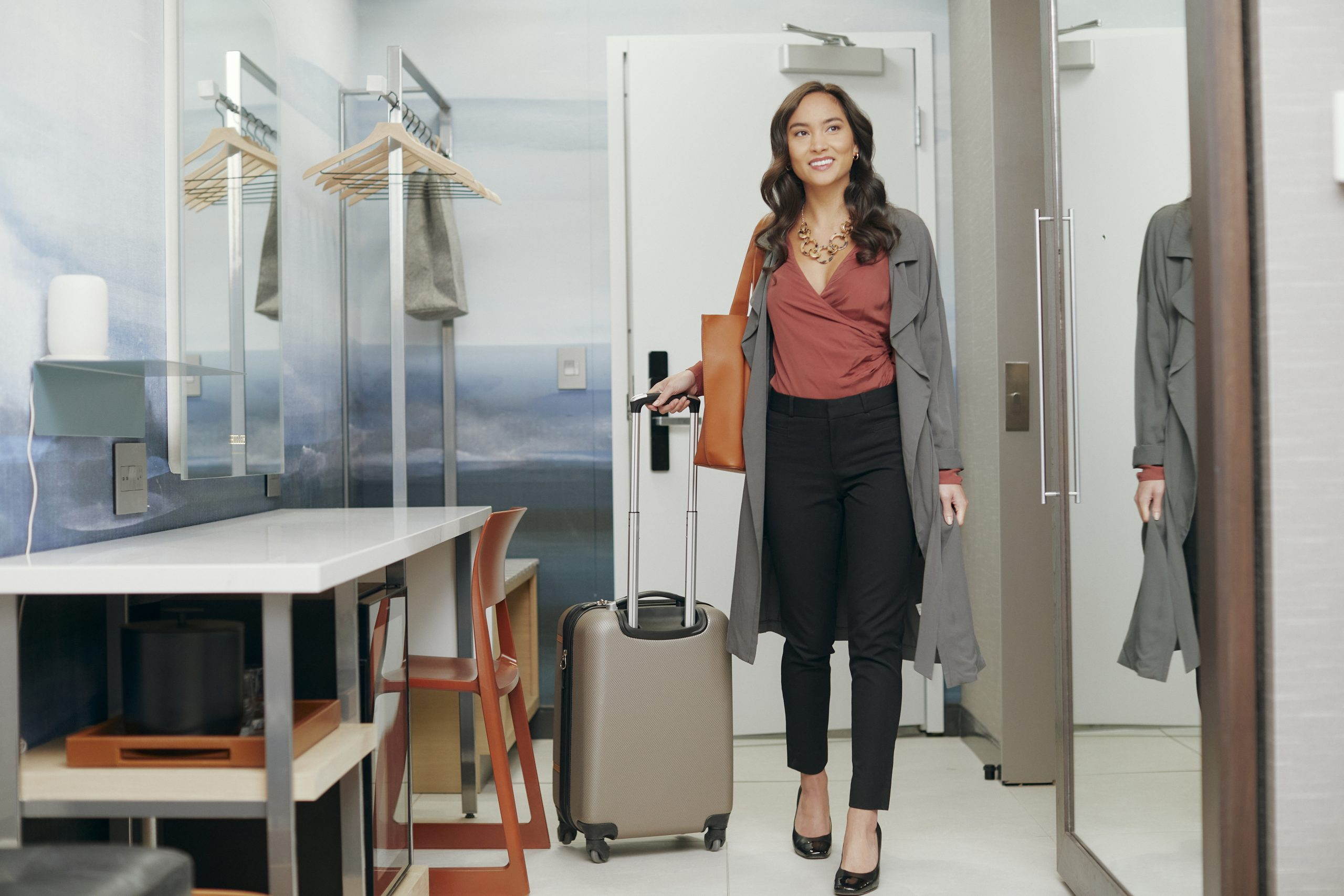 Tempo by Hilton er kædens nyeste varemærke, der nu begynder sin entre i USA. PR-foto fra Hilton.