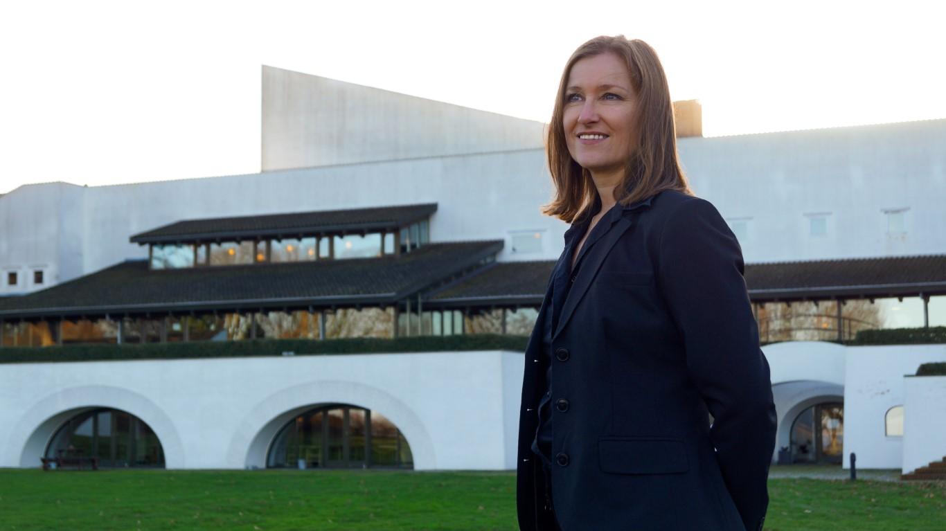 Tia Daniels har fra næste måned nyoprettet stilling som salgschef for Konventum og Højstrupgård ved Helsingør. PR-foto.