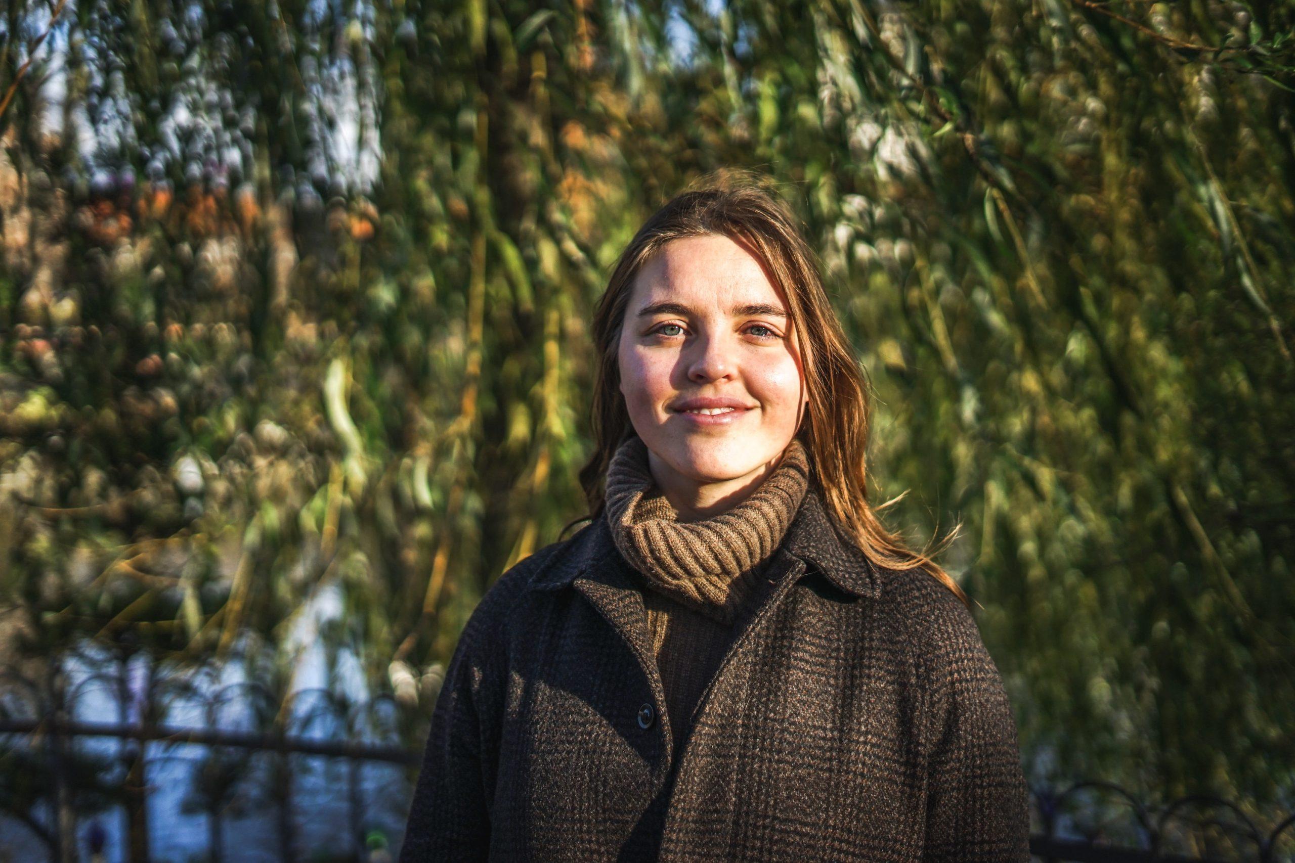 Dida Marie Hartvig Jørgensen tiltræder næste uge som bæredygtighedsspecialist i Tivoli. Pressefoto for Tivoli: Christoffer Sandager.
