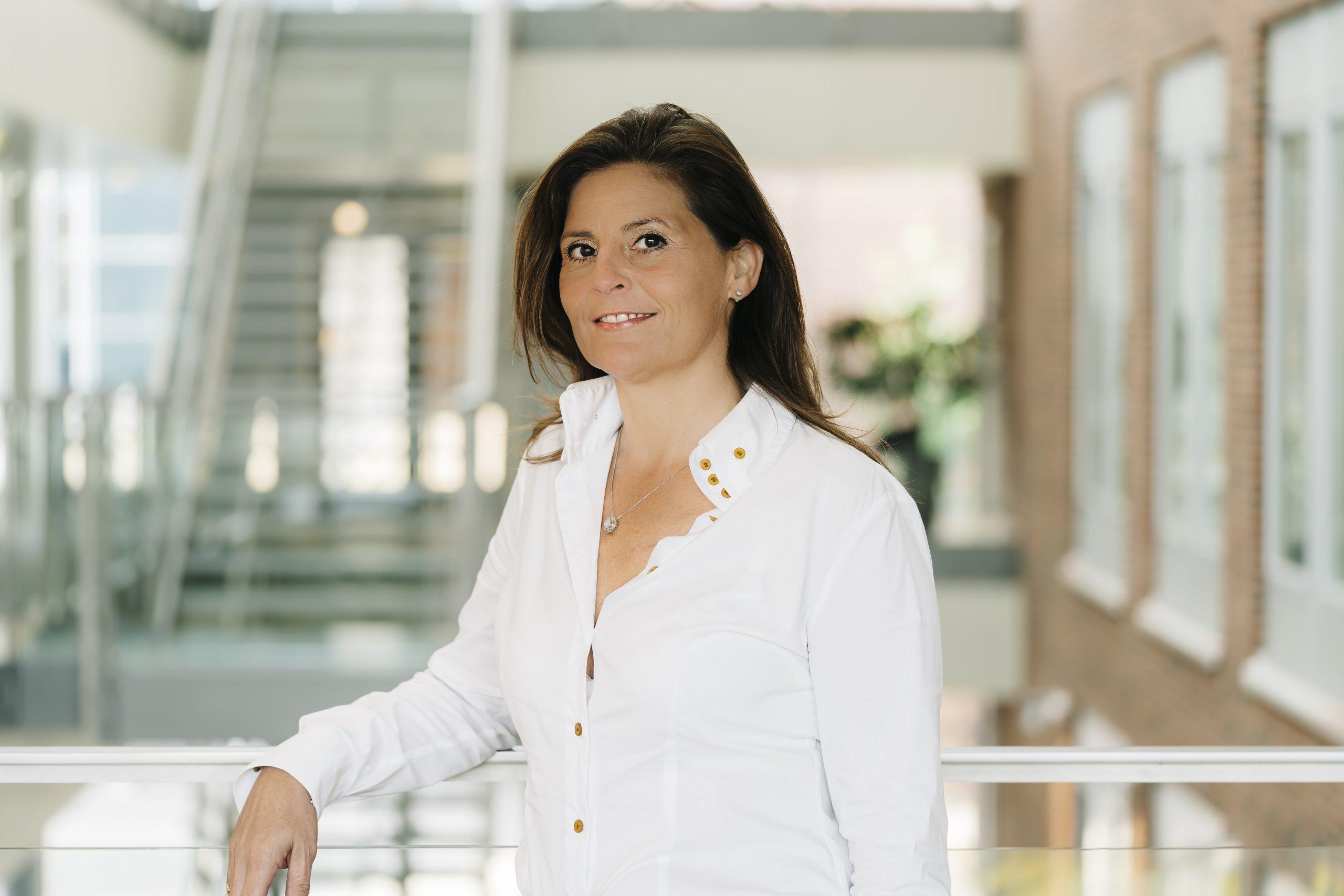 Lisbeth Nedergaard, kommunikationschef for Spies og det nuværende Sunclass Airlines, runder på søndag, 19. januar, de 50 år. Den runde dag fejres under private former. Pressearkivfoto.