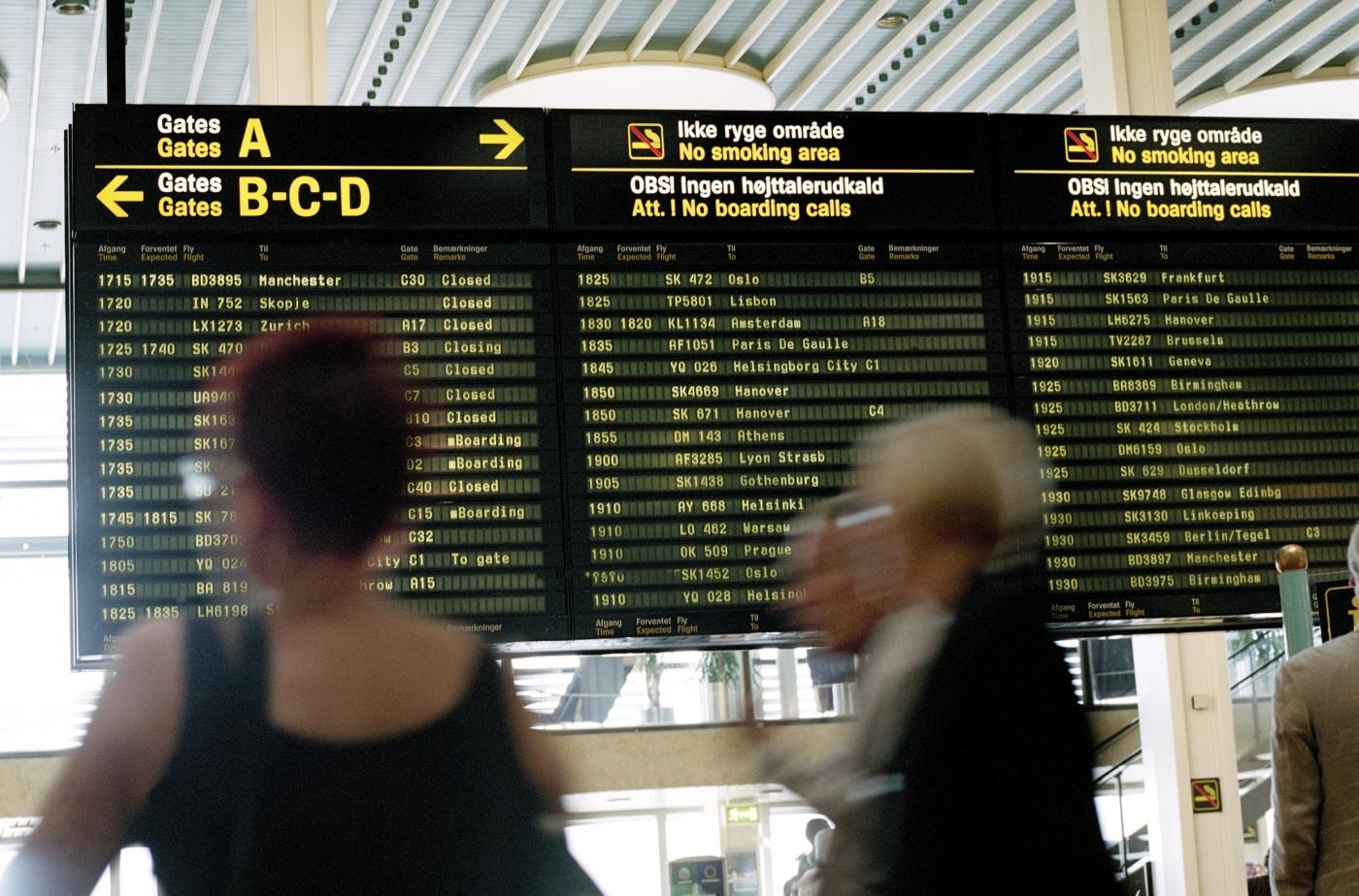 Apollo og SAS forlænger deres milliardsamarbejde.Apollo, der er del af DER Touristik Nordic, er helejet datterselskab af den tyske REWE-koncern, der samlet har 850.000 årlige rejsende fra Danmark, Sverige, Norge og Finland. Pressefoto: SAS.