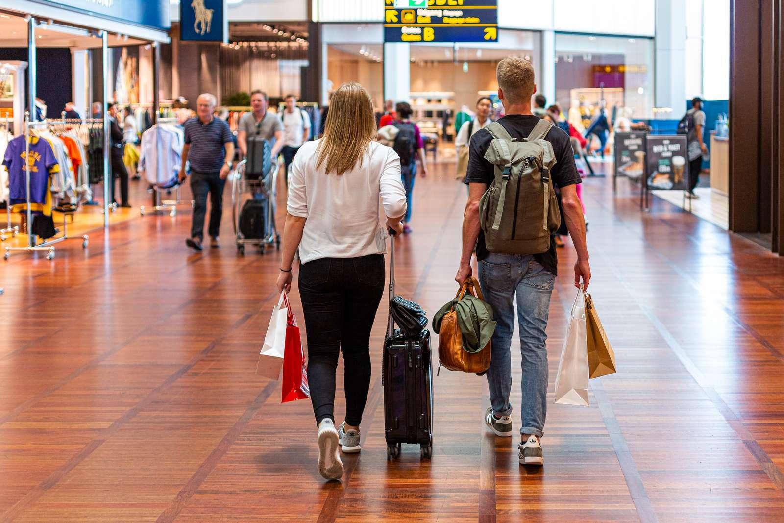 Ankommende passagerer i danske lufthavne skal ikke screenes for den nye SARS-lignende nCoV-virus. Arkivpressefoto fra Københavns Lufthavn: Bardur Mikladal.