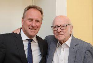 Ejvind Olesen reception