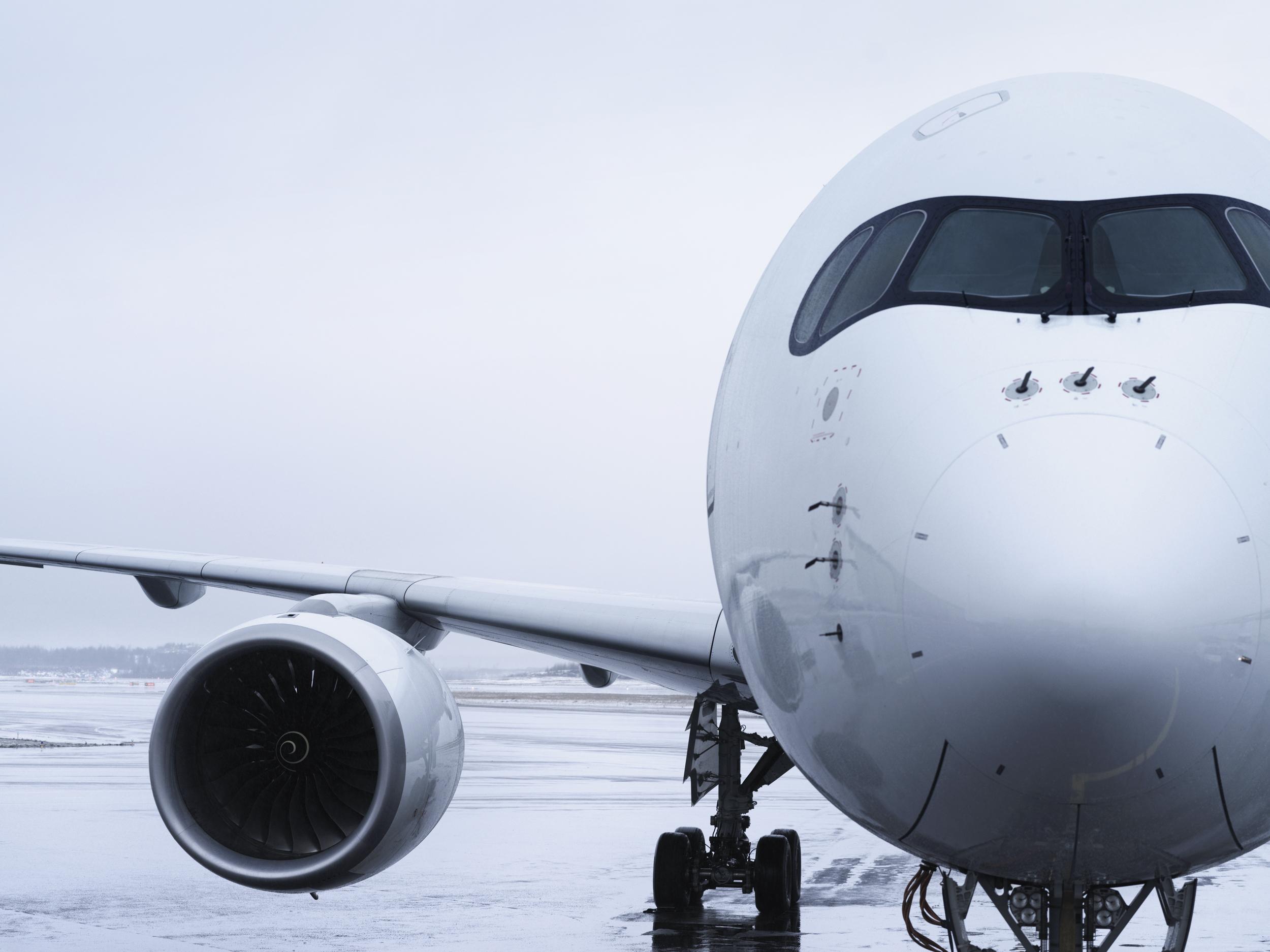 Sidste år havde Finnair 14,7 millioner passagerer – selskabets langruter betjenes blandt andet med fly som disse, Airbus A350, som selskabet foreløbig har 15 af. Pressefoto: Finnair.