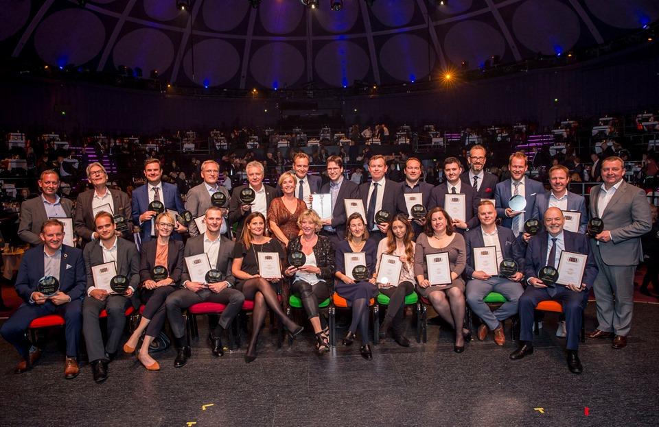 Vinderne af Danish Travel Awards 2019 (Foto: Michael Stub)