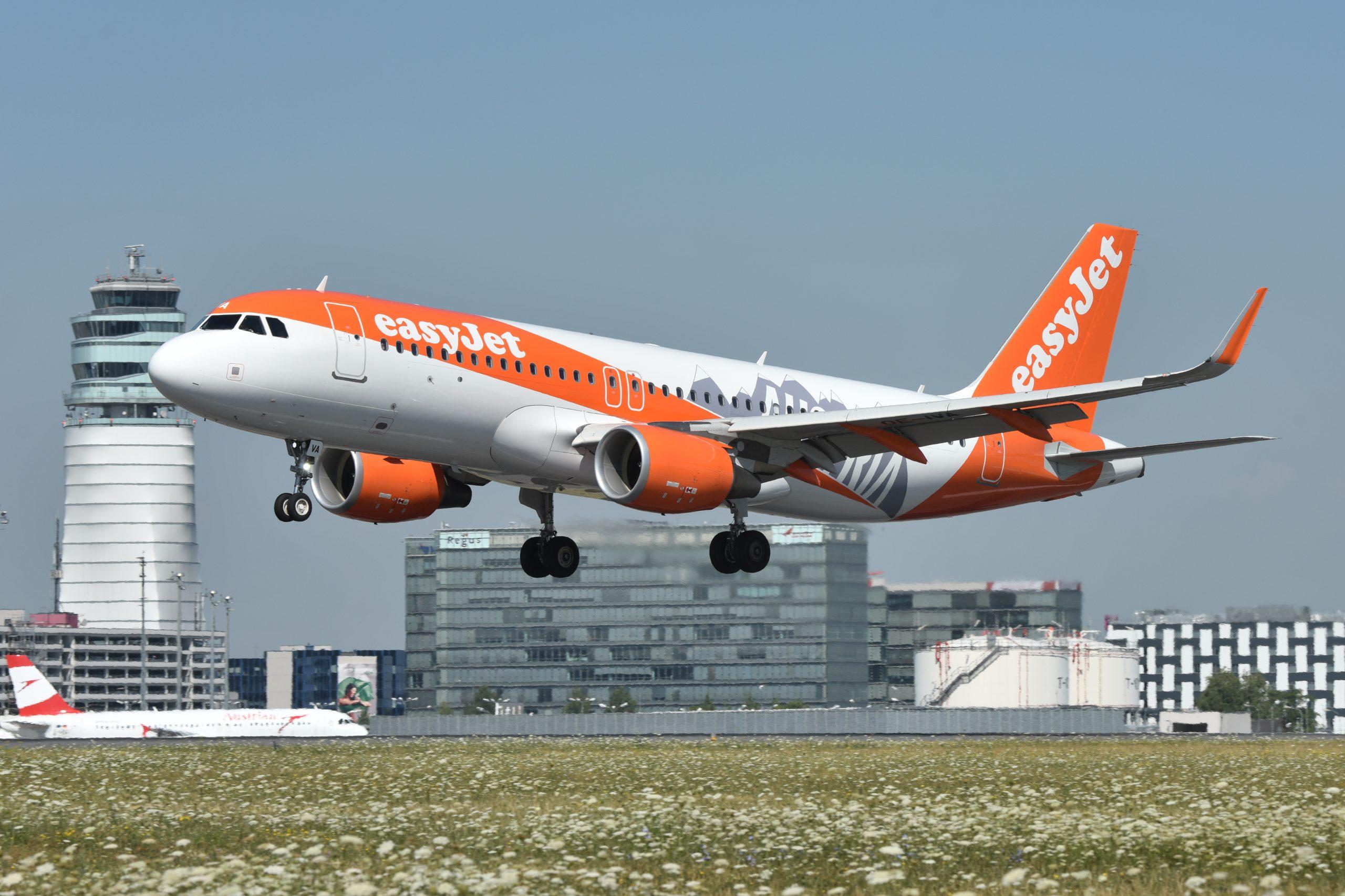 Travelport og Easyjet har igen forlænget deres samarbejde for at øge salget af såvel ferie- som forretningsrejser. Arkivpressefoto fra Airbus.