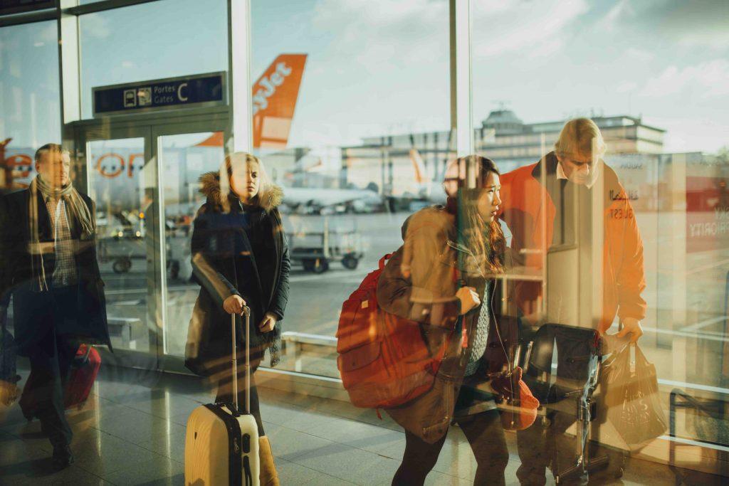 Easyjet havde sidste år 90 millioner passagerer, heraf var de 17 millioner på forretningsrejse, oplyser flyselskabet. Pressefoto: Easyjet.