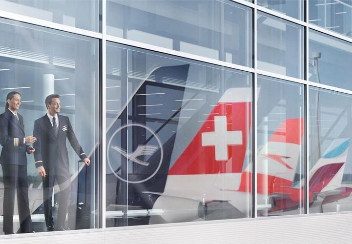 Lufthansa-gruppen og reservationssystemet Amadeus har fornyet deres samarbejdsaftale på områder som online-service og i lufthavne. Arkivpressefoto fra Lufthansa Group.