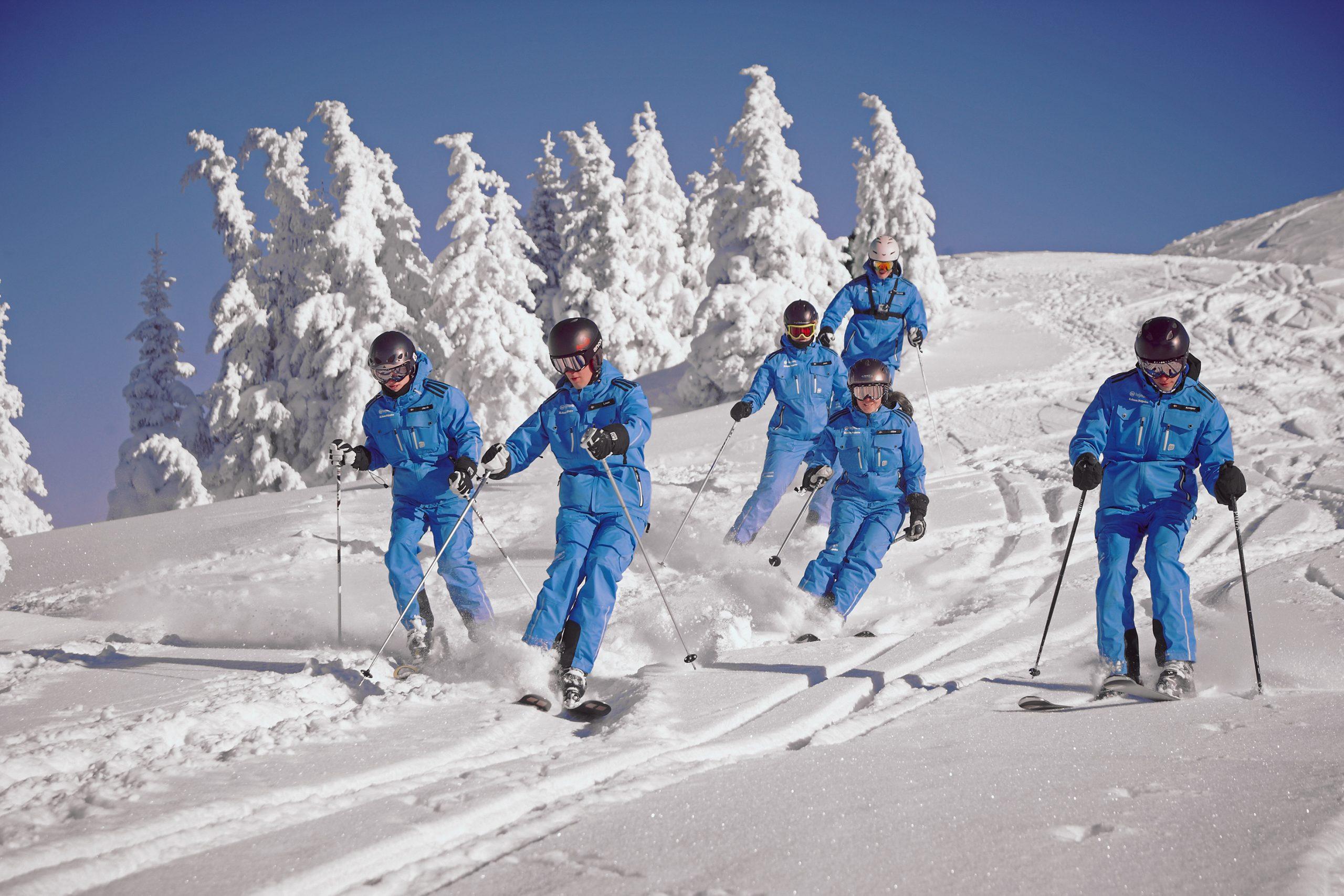 Lukningen af Norditalien og østrigske Tyrol på grund af coronavirussen har også ramt danske skirejsebureauer. Arkivfoto fra Højmark Rejser.