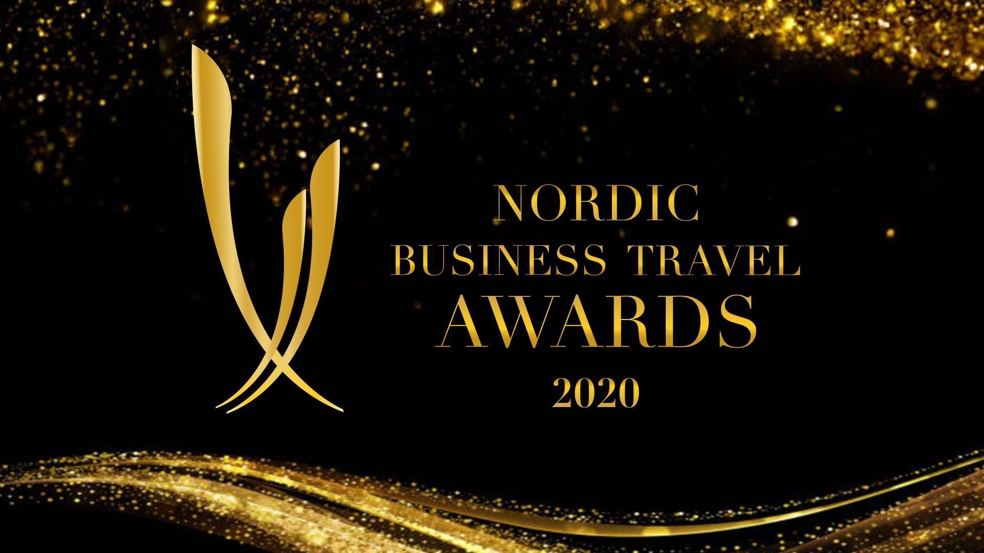 De seks Nordic Business Travel Awards skulle have været uddelt sidste uge på årligt event for de nordiske travel managers. Aflysningen betød, at priserne i stedet nu er blevet præsenteret via nettet. Illustration via Nordic Bench og Nordic Business Travel Summit.