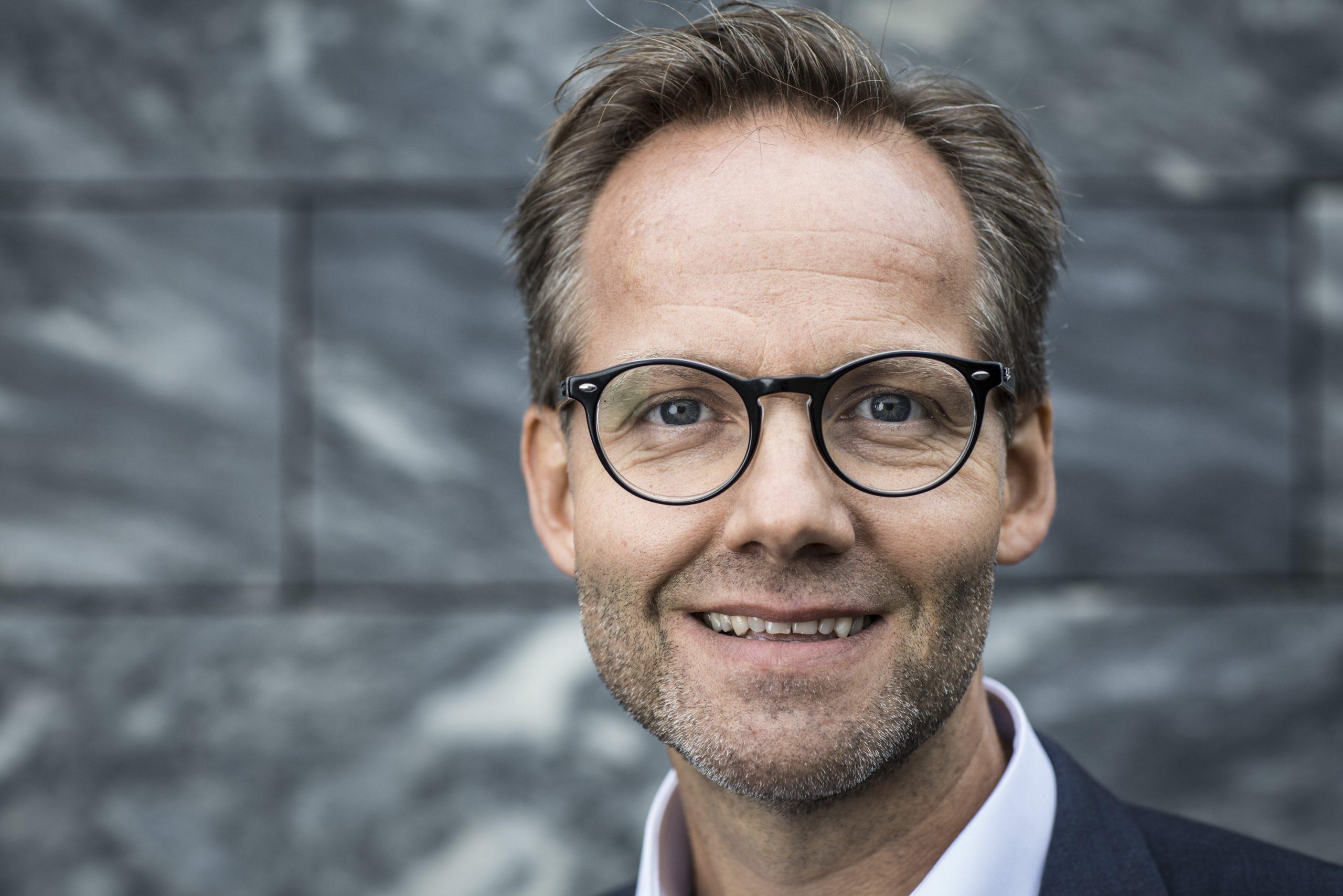 Peer Rysgaard stopper efter en lang karriere i Comwell-koncernen for at blive direktør for et dansk spa- og golfhotel. Foto: Comwell Hotels.