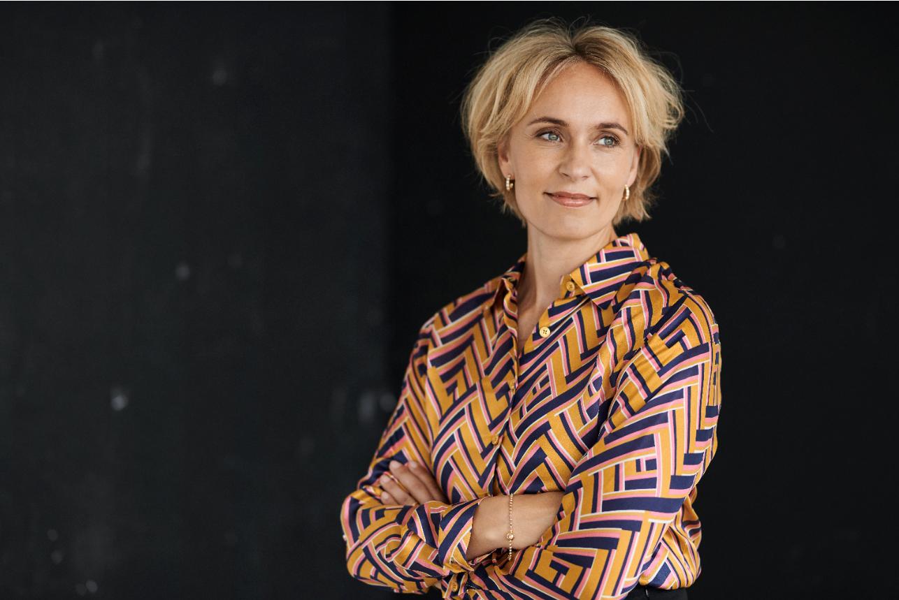 Susanne Mørck Koch afløser Lars Liebst som administrerende direktør i Tivoli. Fotograf: Ricky John Molloy.